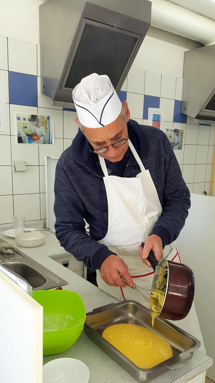Atelier Patisserie J2 tarte au citron revisitée CFA MFR Puy-Sec Formations Adultes (5)