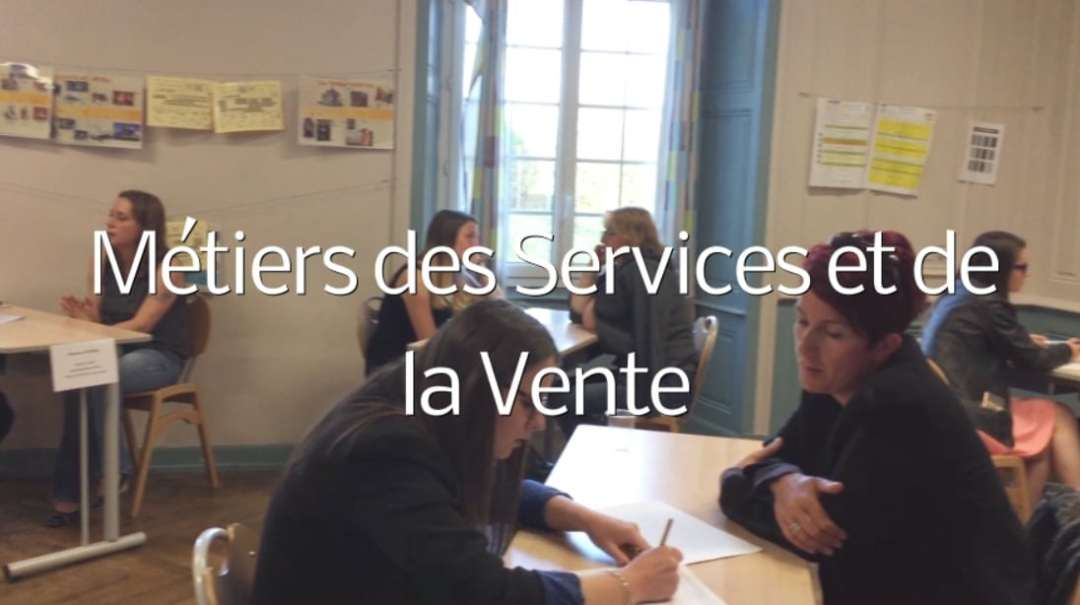 Se former dans le secteur des services à la personne et la vente en espace rural
