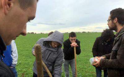 Avec GAB85 Agriculture biologique pour TA1