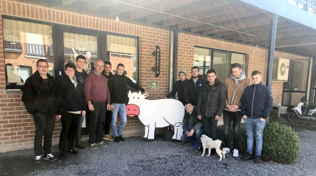 Diversification Ferme des Nauves TA Belgique 2019