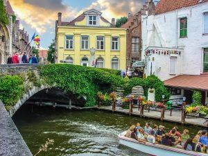 Jour 3 rêver de Bruges