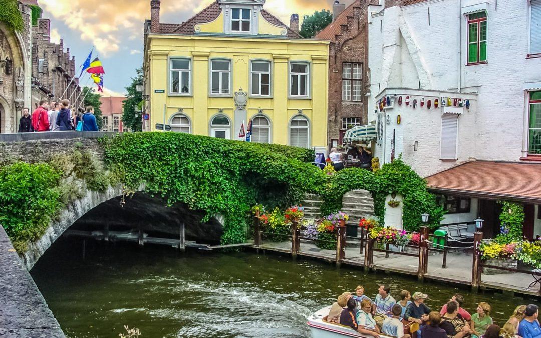 Jour 3 : Bruges sortie du rêve