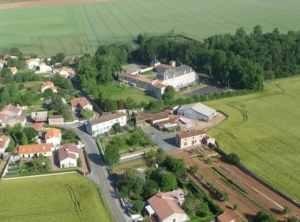 Le hameau de Puy Sec