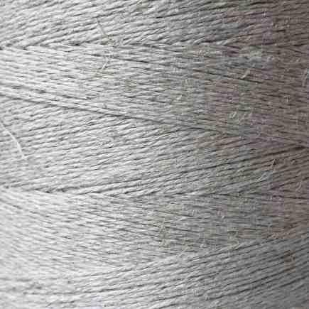 A spool of 3-ply hemp.