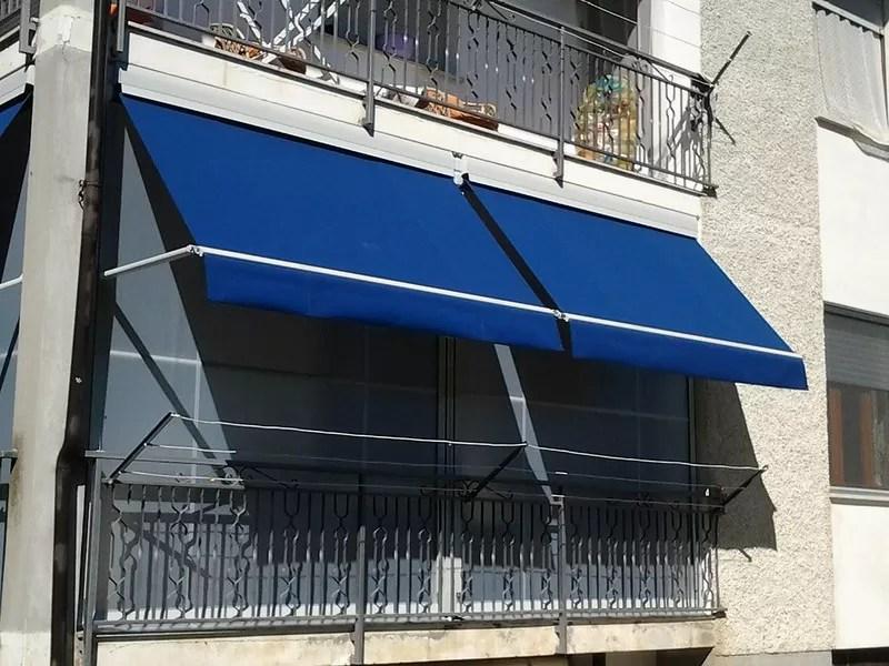 Tende a rullo per esterno: Tenda Veranda Doppio Rullo Estate Inverno Antivento Mf Tende Da Sole Torino