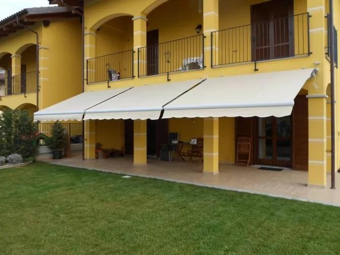 Giardini, terrazzi, aree ludiche, corti interne e non solo. Come Prendere Le Misure Delle Tende Da Sole A Bracci Estensibili Mf Tende Da Sole Torino