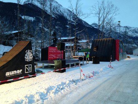 FMX Showcase Snow