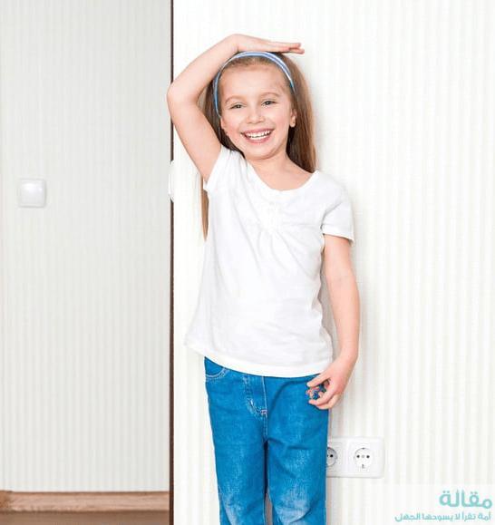 حلول سريعة وبسيطة تساعد على زيادة طول القامة للأطفال