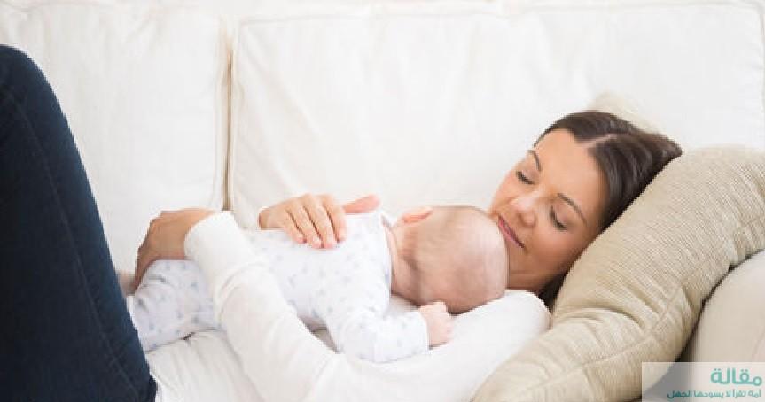 ما هو سبب الجوع خلال الرضاعة