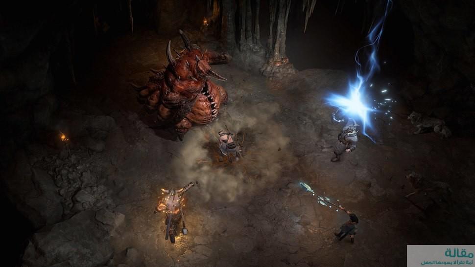 تاريخ إصدار لعبة Diablo 4
