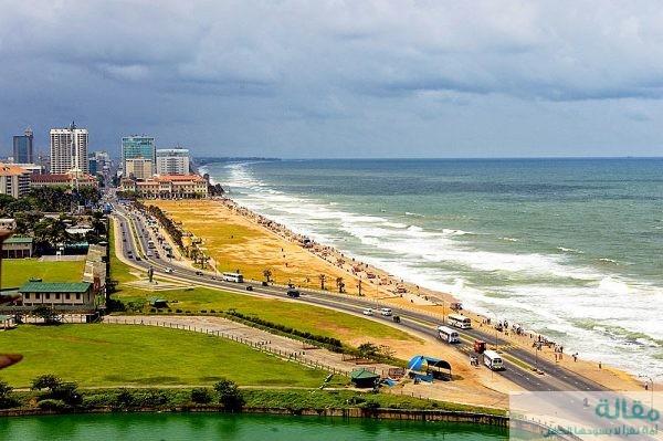 السياحة في مدينة كولومبو بسريلانكا