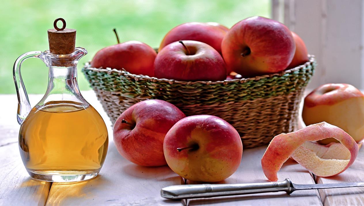 فوائد صحية لخل التفاح