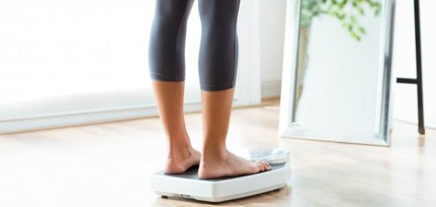 التحكم في الوزن أثناء الدوره الشهريه