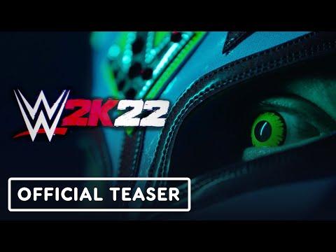 تعرف علي تاريخ إصدار لعبه WWE 2K22