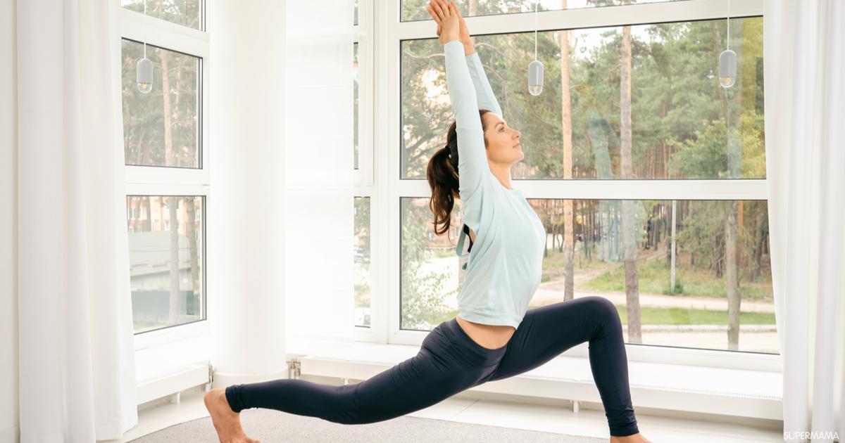 مجموعه تمارين يوجا تساعدك علي التوازن