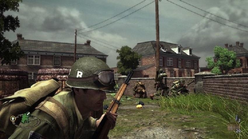 مطور Borderlands الجديد يعمل على لعبة Brothers in Arms