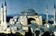 Santa Sofía. Costruida por orden de Justiniano I (483-565)