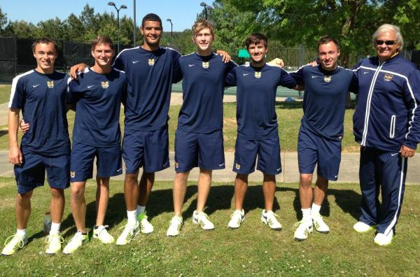 MGCCC men's tennis soars to Region 23 title - Mississippi ...
