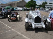 Little & Large Rolls Royce with 27 Litre 700HP Spitfire Engine
