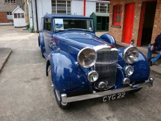 Alvis in Bonhams Auction