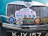 Nice Rally Plaque