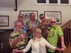 12-SEC swim group,colourful shirt night