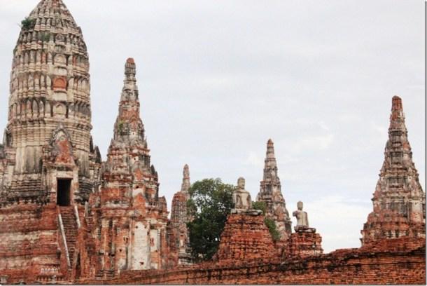 2012_08_11 Thailand Ayutthaya Wat Chaiwatthanaram (8)
