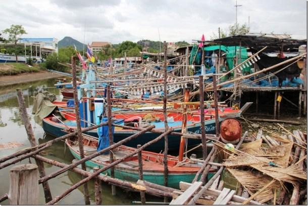 2012_09_16 Thailand Hua Hin Fishing Village (11)