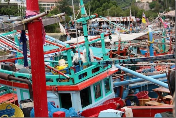 2012_09_16 Thailand Hua Hin Fishing Village (16)