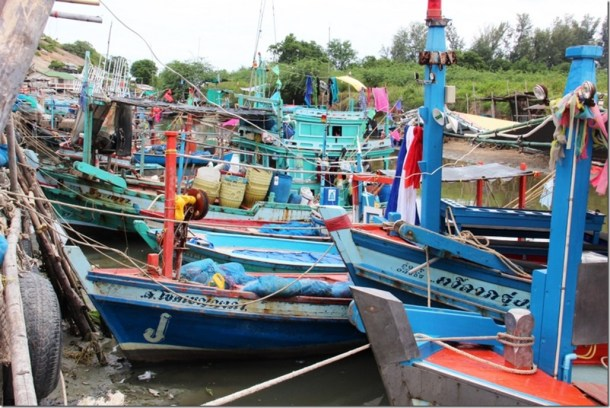 2012_09_16 Thailand Hua Hin Fishing Village (17)