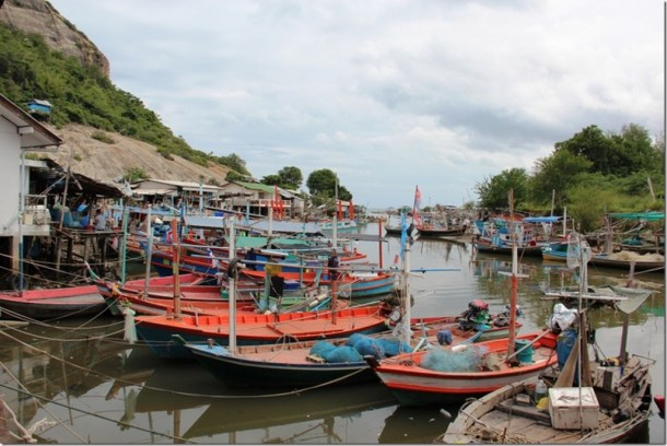 2012_09_16 Thailand Hua Hin Fishing Village (3)