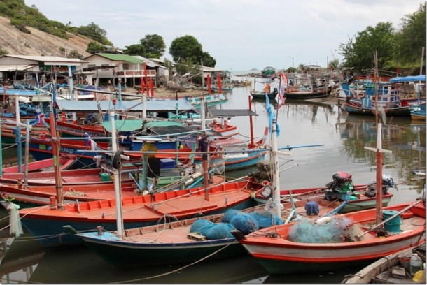 2012_09_16 Thailand Hua Hin Fishing Village (6)