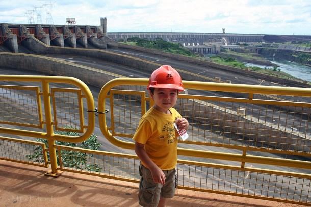 2008_01 Paraguay Itaipu Dam
