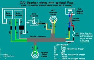 overdrive wiring : MGB & GT Forum : MG Experience Forums : The MG Experience