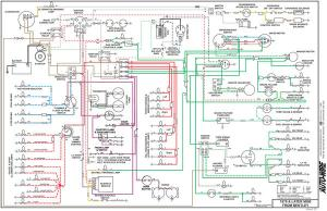 Wiring Diagram Breakdown for 79B Available : MGB & GT