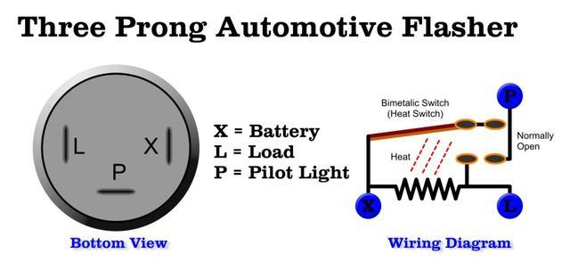 turn signal flasher wiring  mga forum  mg experience