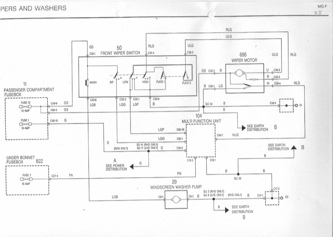 Rover 75 Airbag Wiring Diagram  Somurich