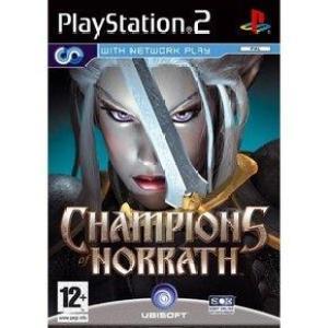 PS2: Champions Of Norrath (käytetty)