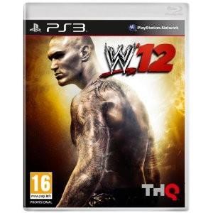 PS3: WWE 12 (käytetty)