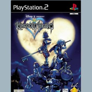 PS2: Kingdom Hearts Platinum