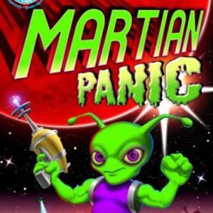 Wii: Martian Panic