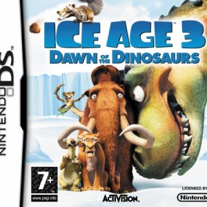 NDS: Ice Age 3 - Dawn of the Dinosaurs