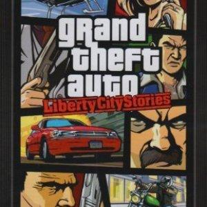 PSP: Grand Theft Auto Liberty City Stories (Platinum)