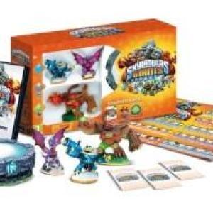 Wii: Skylanders Giants peli (käytetty)