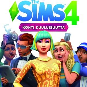 PC: The Sims 4 Kohti kuuluisuutta