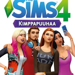 PC: The Sims 4 Kimppapuuhaa FI