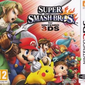 3DS: Super Smash Bros. for Nintendo 3DS
