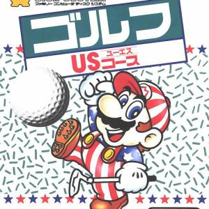 Retro: Famicom Disk System: Golf us course /Japan (käytetty)