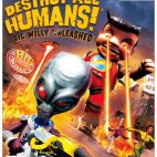 Wii: Destroy All Humans 3: Big Willy Unleashed