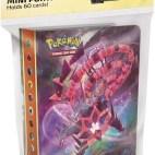 PKM - Sword & Shield - Darkness Ablaze Mini Portfolio w/ Booster